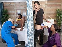 Fucking The Fertility Clinic Nurses: Part 1