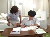 Video of kinky Japanese doctor Narita Ayumi having sex in the hospital