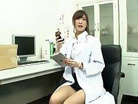 Incredible Japanese slut in Hottest /Futanari JAV video