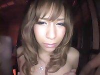 Horny Japanese slut in Fabulous Dildos/Toys, Gangbang JAV clip