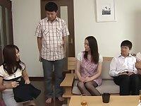 Exotic Japanese slut in Fabulous HD, Mature JAV clip