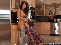 Lisa Ann & Xander Corvus in My Friends Hot Mom