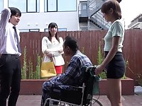 Exotic Japanese whore Yuria Sonoda in Fabulous public, oldie JAV scene