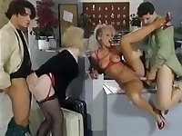 Horny vintage adult clip from the Golden Age