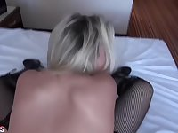 Perverse German Turkish woman and a hawt Swiss can be from 1 gu...