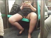 exhib dans le metro