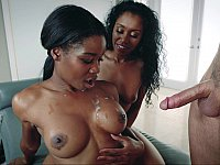 Step-mom interracial