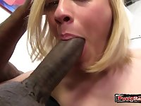 Hotness porn actress interracial and money shot