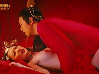 Japanese historical full length feature film with hot scenes