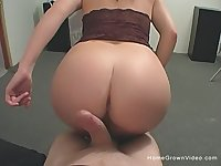 This tiny blonde amateur is fucking adorable and has one hell of a body!