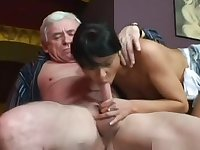 Unearthly Dana DeArmond in fetish porn video