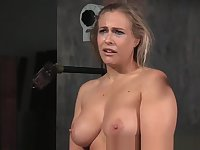 Machine Fucked Bonded Slut Throated Deeply
