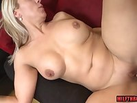 Shaved hoochie-cunt mother i´d like to fornicate point of view porn and money shot