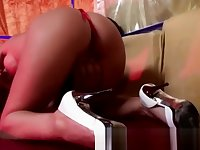 Amateur european hooker gives guy a blowjob in reality red light