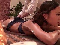 Brotha Breaks Asian Chick In Nice And Deep Like