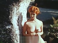 Sexy Topless Women Meet Strange Men (1960s Vintage)