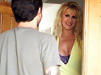 MILF Ryan Conner - Hitting On His Girlfriend