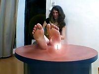 gts feet