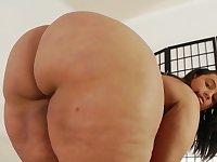 BBW latina mommy Tiffany solo clip