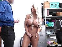 Shoplyfter MILF Alura Jenson porn video