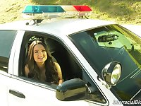 Arrested teen with dimples Eliza Ibarra gives an interview