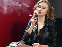 SmokingSweet - Sexy Smoking Cam 7