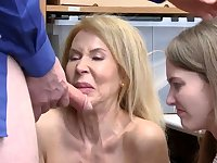 Office milf anal first time Suspects grandmother was