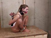 Cuffed Bondage 7