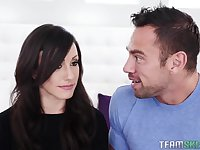 Jennifer White likes to have wild sex, especially if her partner fucks her tight ass