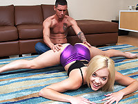 flexi sex gymnastik with katie kush