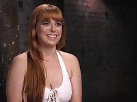 Hogtied - Penny Pax - Red Headed Rope Slut Is Violated