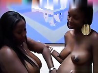 Sweety teen threesome puffy nipples